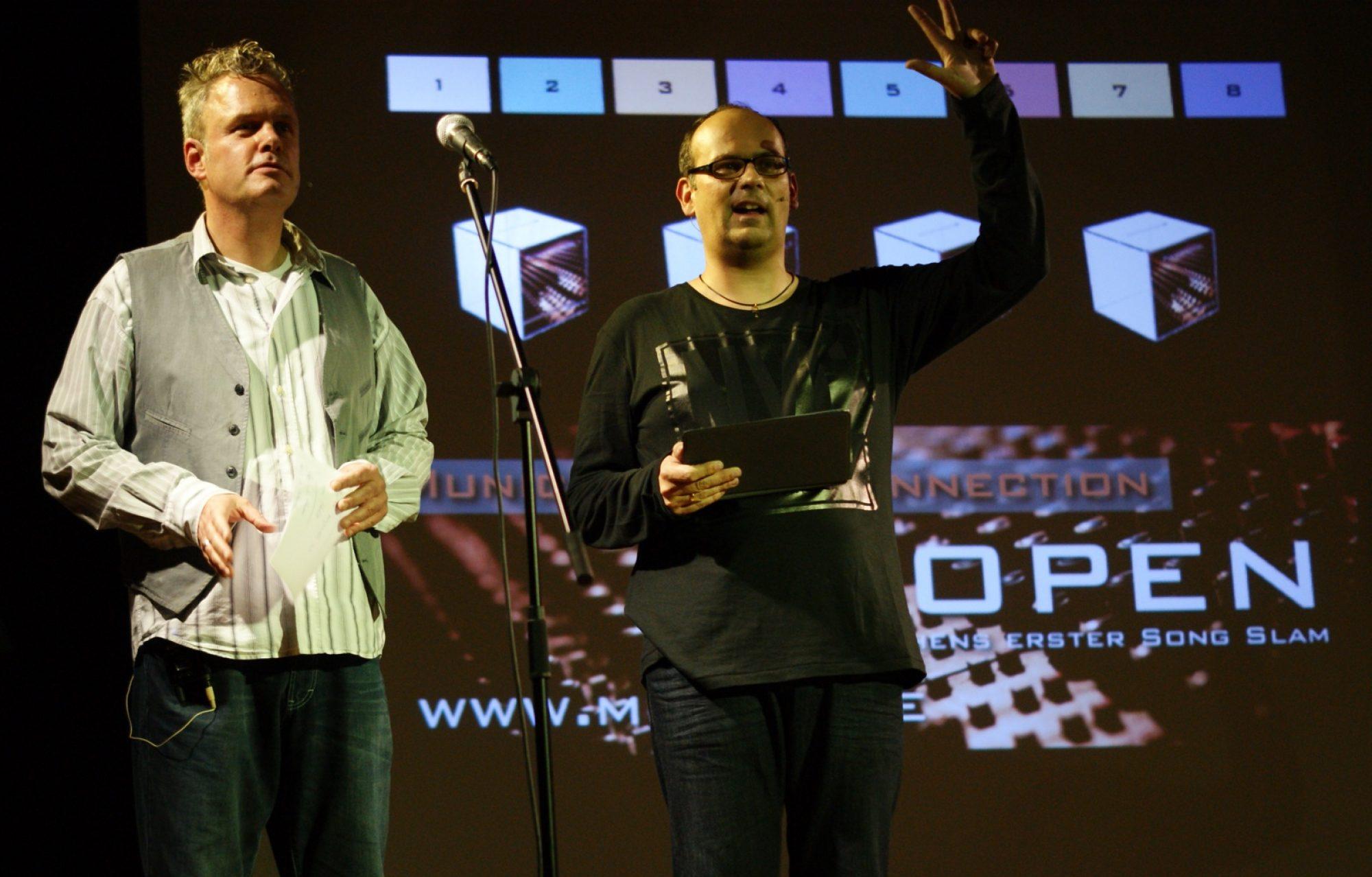 Musoc Contest Platform